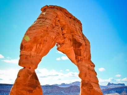 Delicate Arch Grand County Utah United States