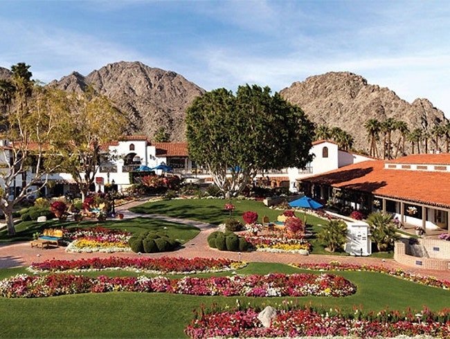 Looking into the past to see the future in La Quinta