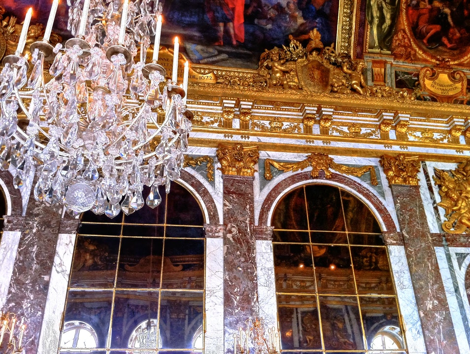 Hall of Mirrors (Palace of Versailles)