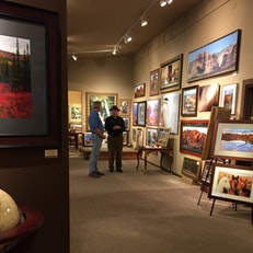 """Greg Lawson Galleries """"Passion for Place"""""""