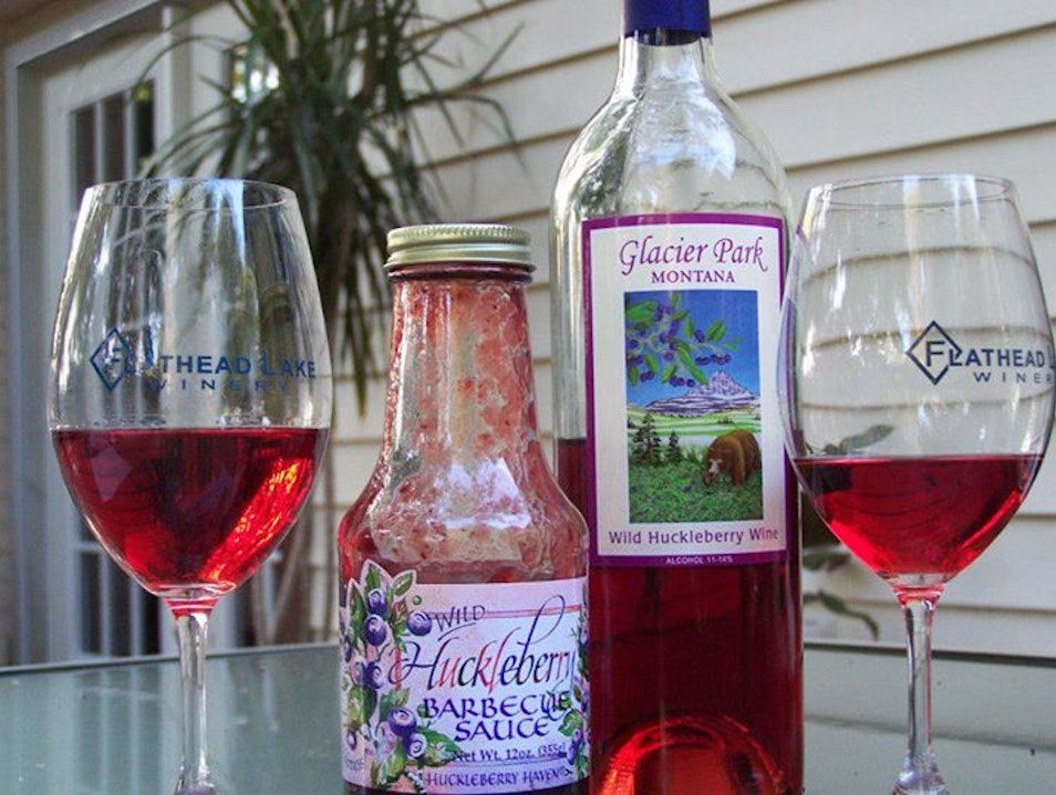 For Huckleberry Wine