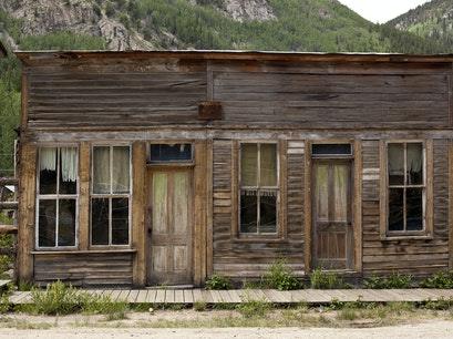 St. Elmo Ghost Town Buena Vista Colorado United States