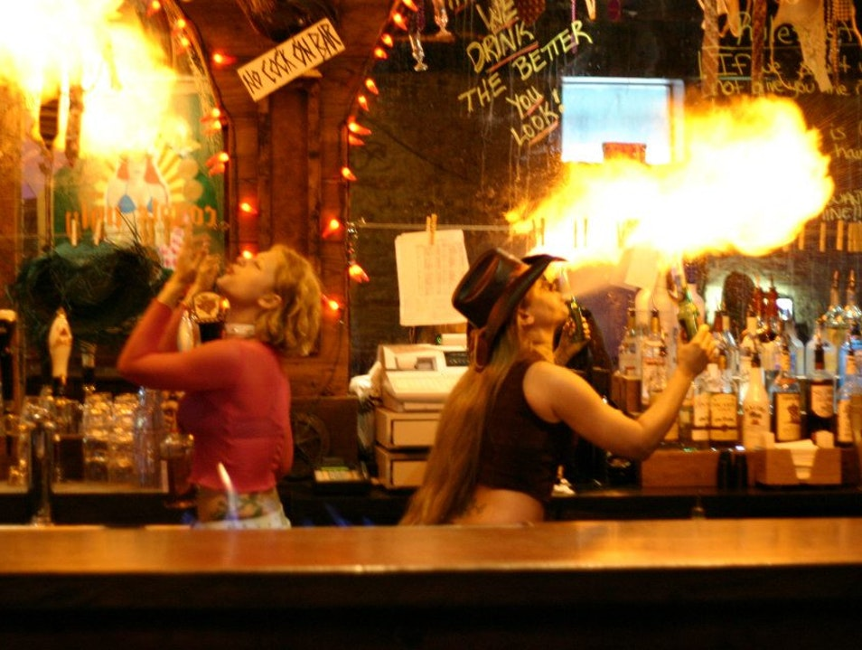 Coyote Ugly in Key West