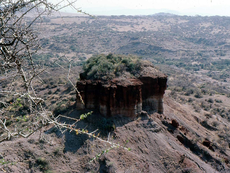 Olduvai Gorge: Proof we were all once African Ngorongoro  Tanzania