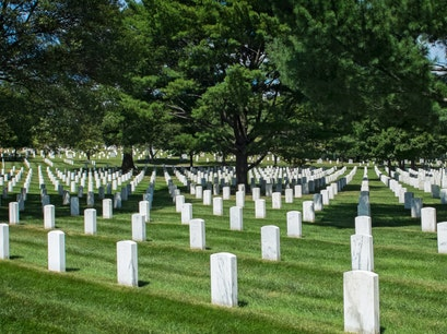 Arlington National Cemetery Arlington Virginia United States