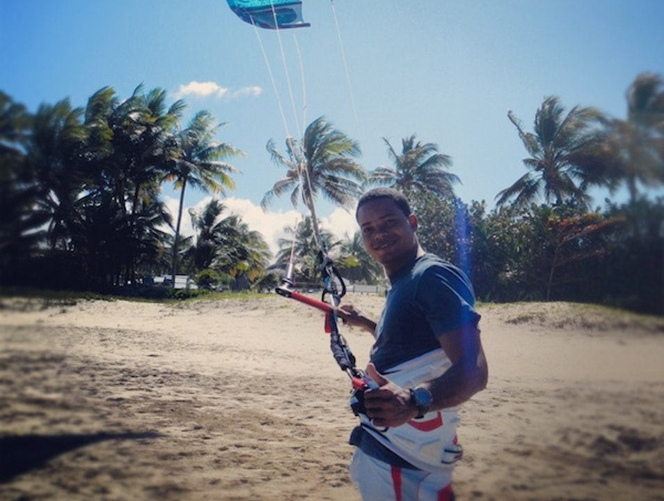 "Learn Kiteboarding in the ""Action Sports Capital of the Caribbean"""