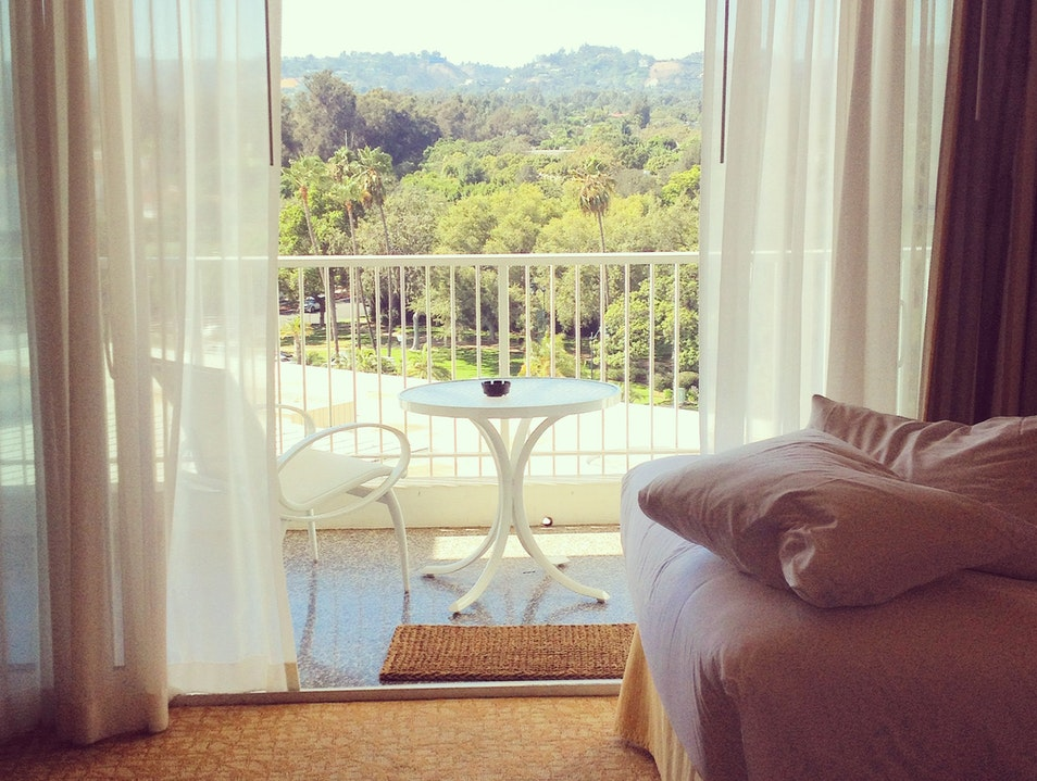 Find Yourself At The Beverly Hilton, Hollywood's Home