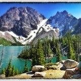 Lake Colchuck, Alpine Lakes Wilderness