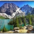 Lake Colchuck, Alpine Lakes Wilderness Leavenworth Washington United States
