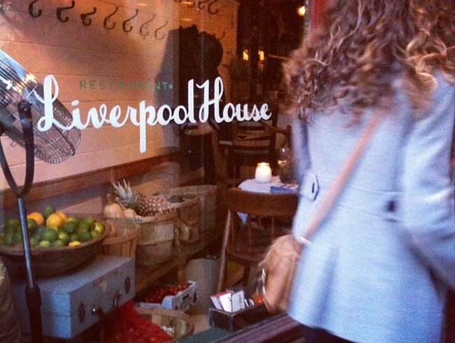 Contemporary Quebec Cuisine at Liverpool House