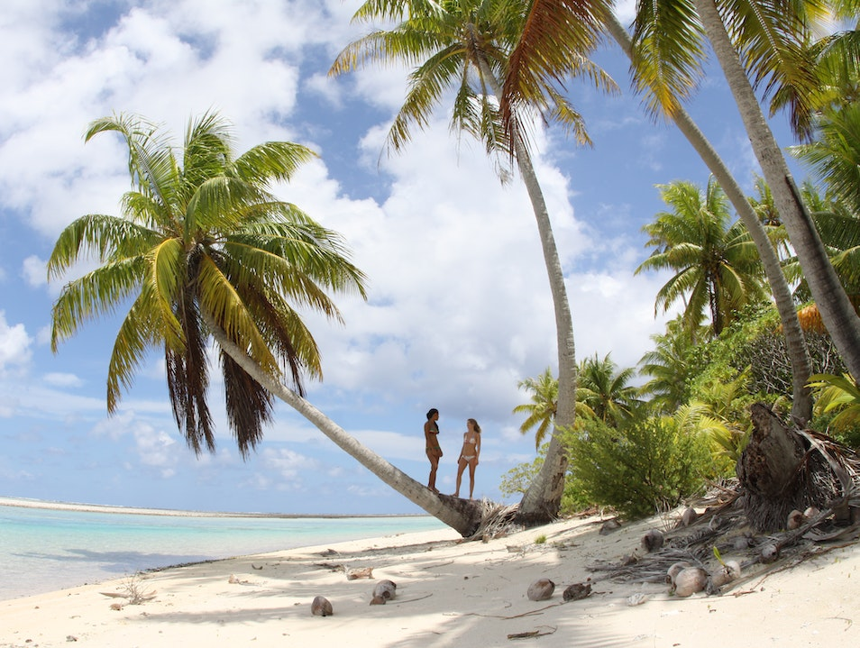 An island of your own Tuamotus Islands  French Polynesia