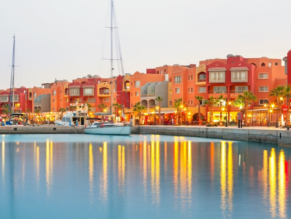 Dive beneath the Surface of Hurghada