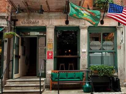 The Dead Rabbit Grocery and Grog New York New York United States