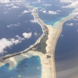 Kwajalein and Likiep Atolls