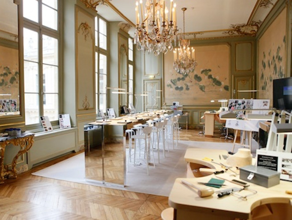 Jewelry-Making with Van Cleef & Arpels Paris  France