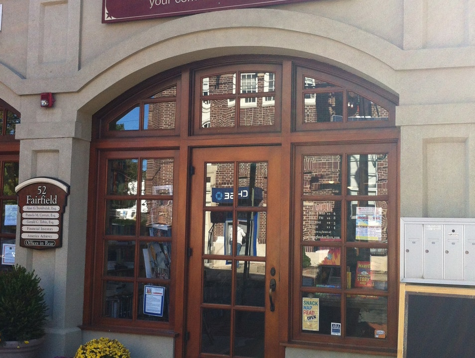 When You Need A Really, Really Good Book Montclair New Jersey United States