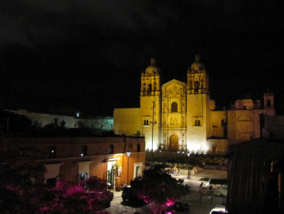 Dinner with Rooftop Views  Oaxaca  Mexico