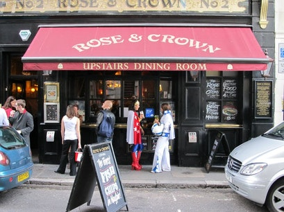 Rose & Crown London  United Kingdom