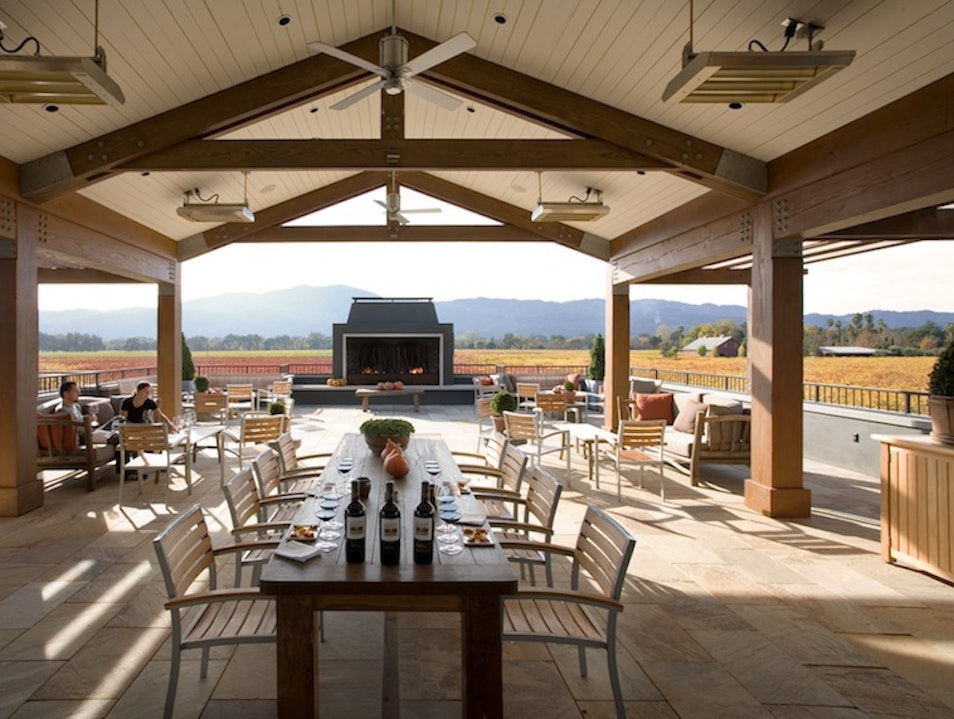 A Biodynamic Lunch at Round Pond Estate Rutherford California United States