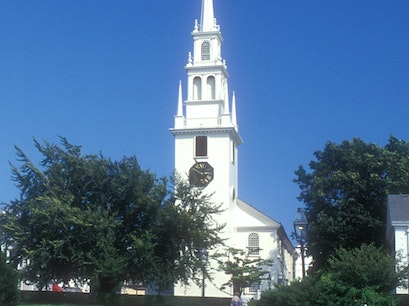 Trinity Church Newport Rhode Island United States