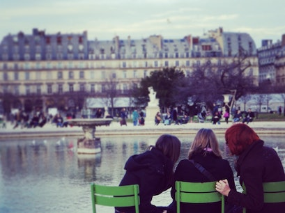 Tuileries Garden   France