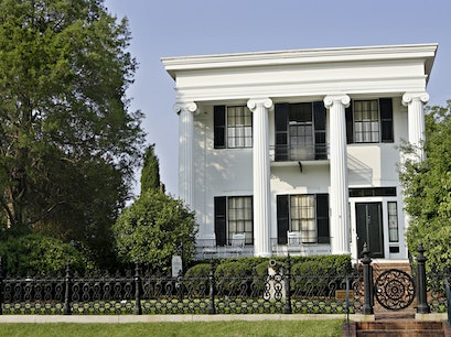The Cannonball House Macon Georgia United States