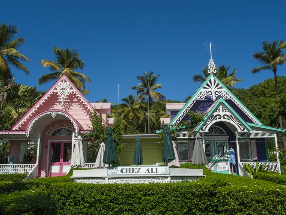 Pink House Mustique Lovell  Saint Vincent and the Grenadines