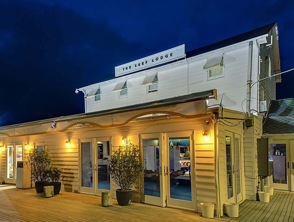 The Surf Lodge Montauk New York United States