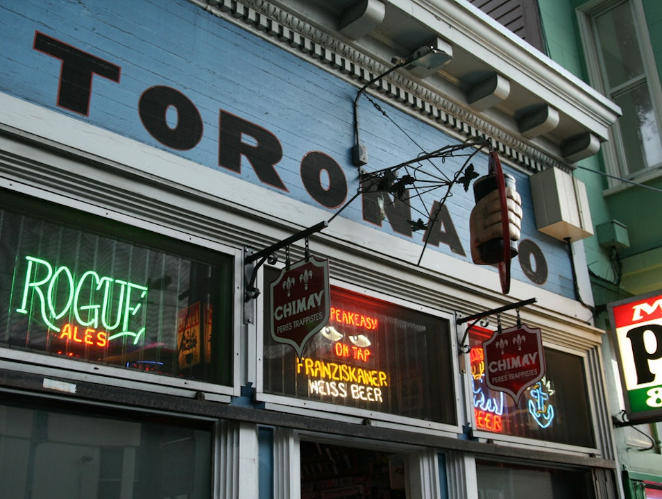 Sip on Craft Beer at Toronado in the Haight San Francisco California United States