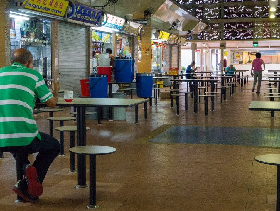 Dine Like a Local in Farrer Park