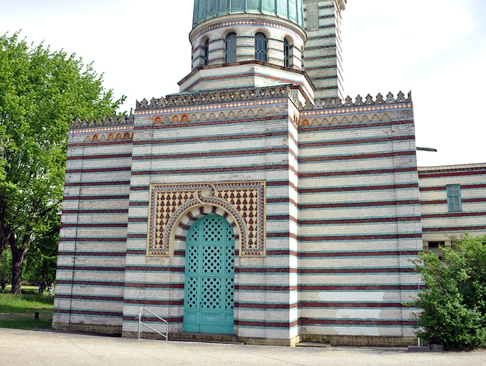 Frederick William IV's False Mosque Potsdam  Germany
