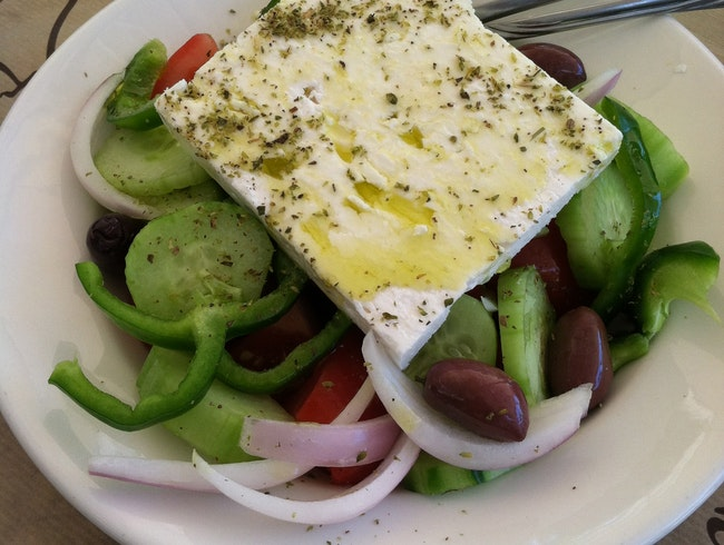 Best Greek food in Vrilissia, Athens