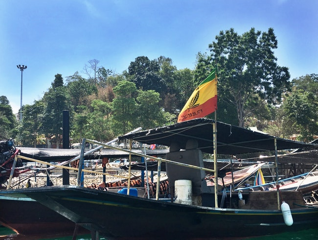 Explore Cheow Larn Lake by Boat