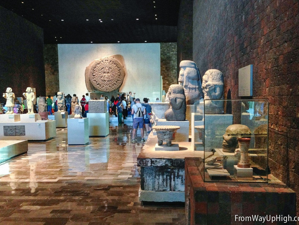 Museo Nacional de Antropología: The World's Coolest Museum? Mexico City  Mexico