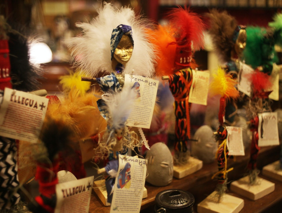Voodoo Authentica  New Orleans Louisiana United States