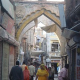 (The Streets of Jodhpur)