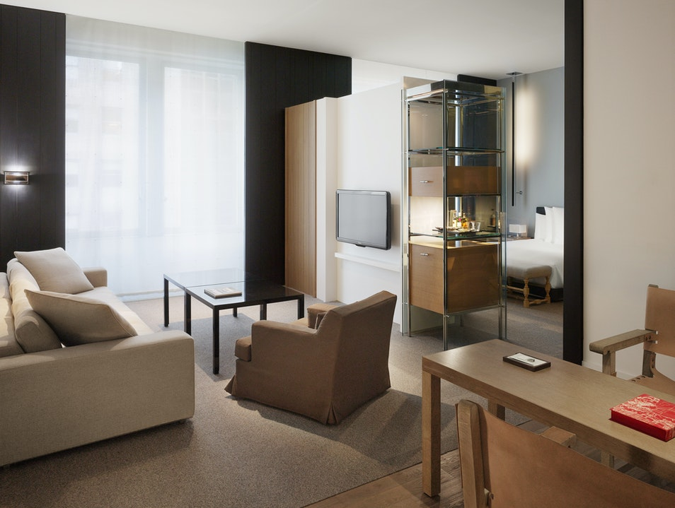 The Andaz 5th Avenue New York New York United States