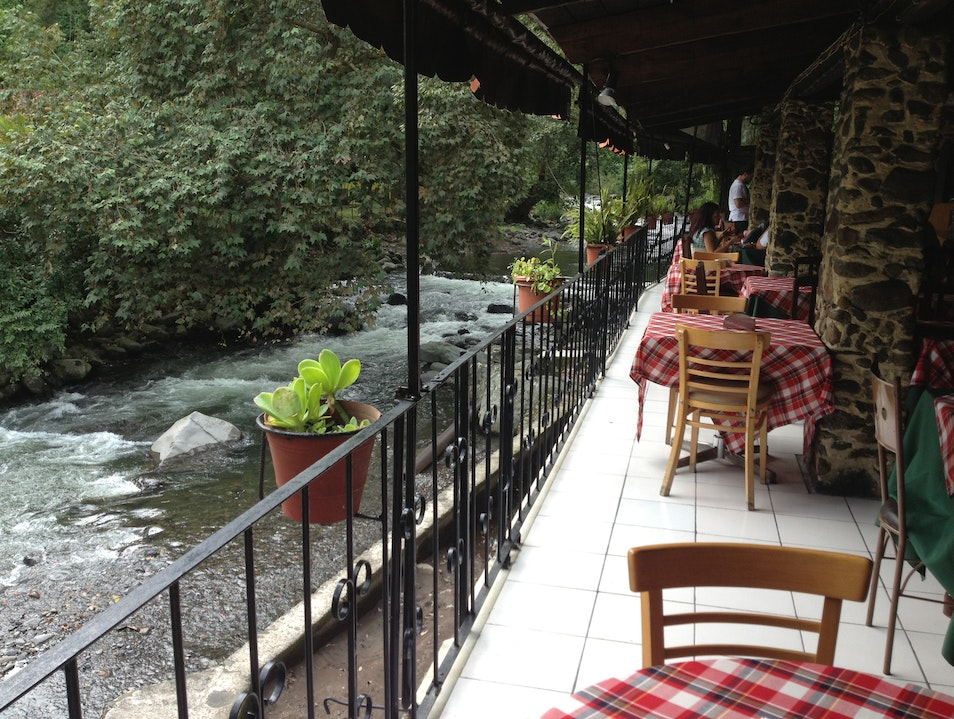 Eat Traditional Mexican Fare in Xico
