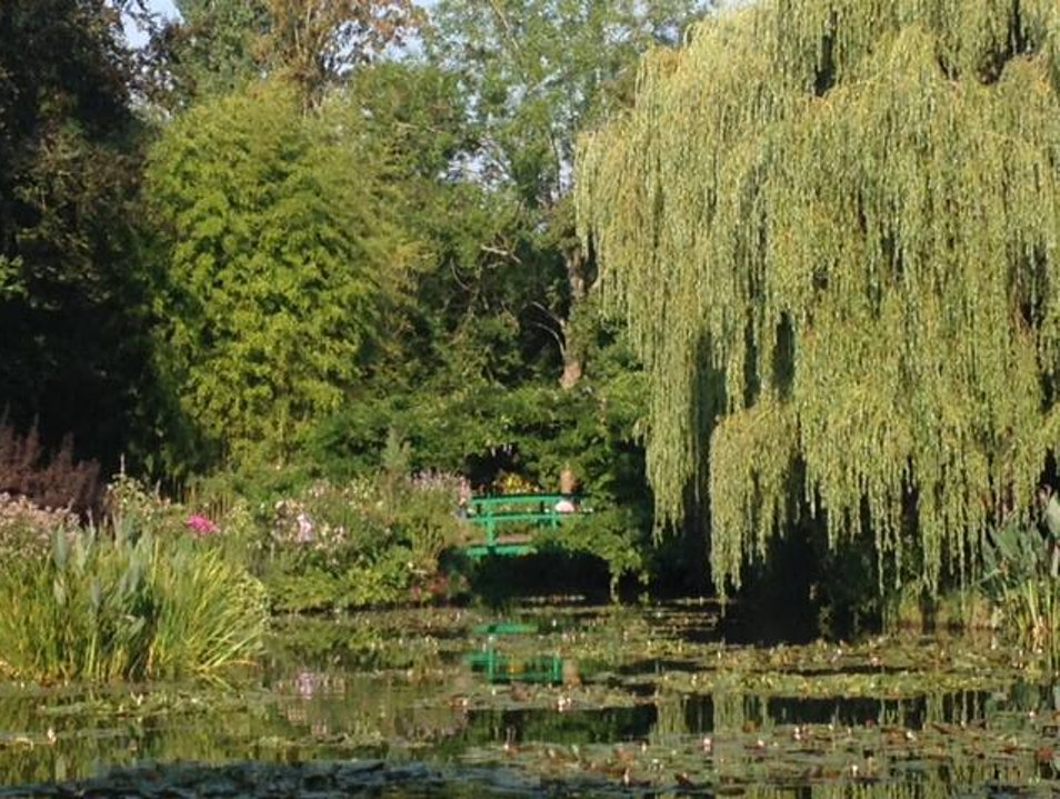 Strolling the Gardens of Monet