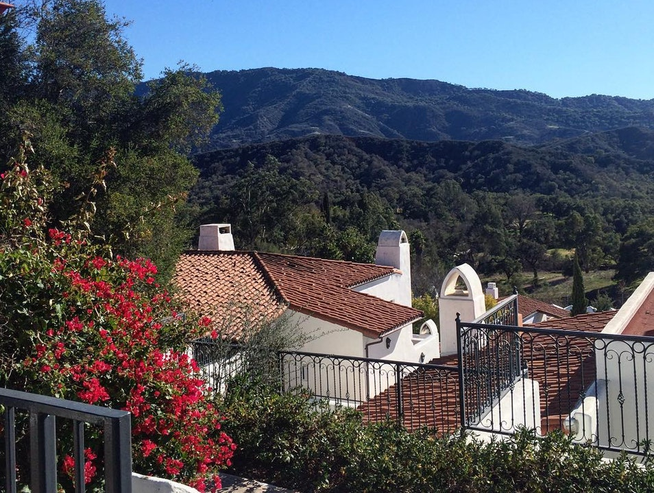 Laid Back Luxury in Ojai Valley Ojai California United States