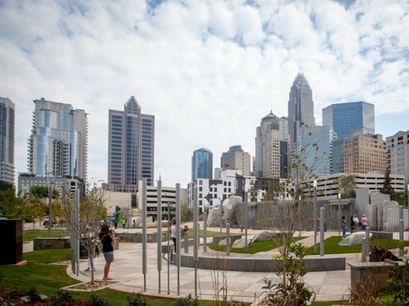 Romare Bearden Park Charlotte North Carolina United States