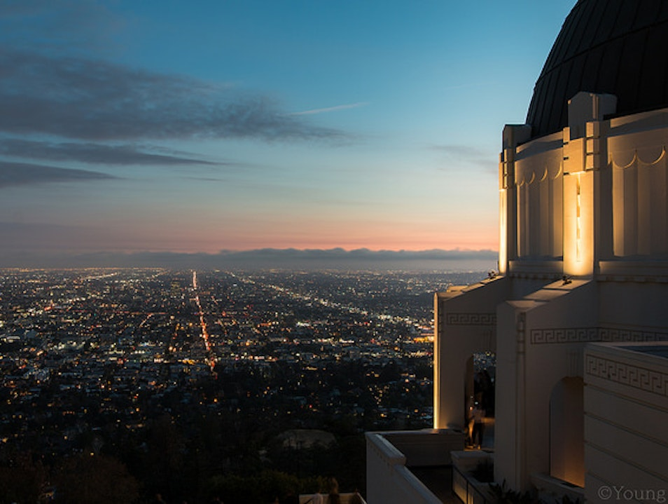 Stargazing at Los Angeles's Window to the Cosmos