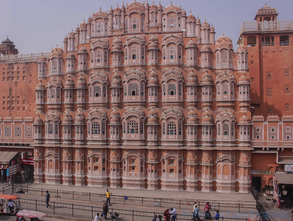 Jaipur's Hawa Mahal: A Royal Window on the World Jaipur  India