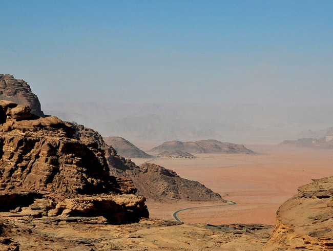 Tackle the Ultimate Jordan Adventure on the Jordan Trail