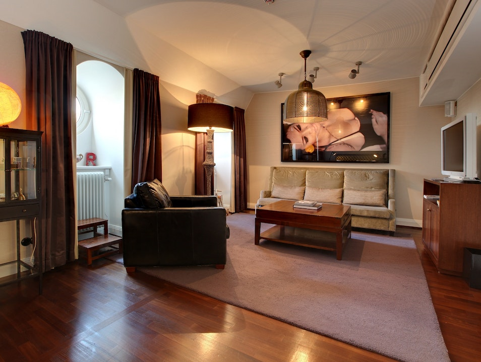Lydmar Hotel: Arrive for the Creativity, Leave with Friends Stockholm  Sweden