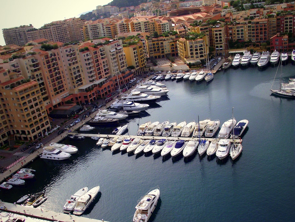 The more you get, the more you will want! Monaco  Monaco