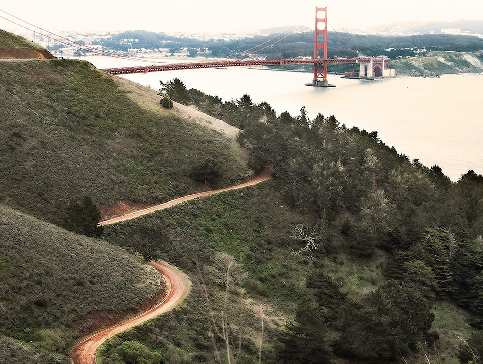 Ride a bike to one of the most beautiful campsites in California!