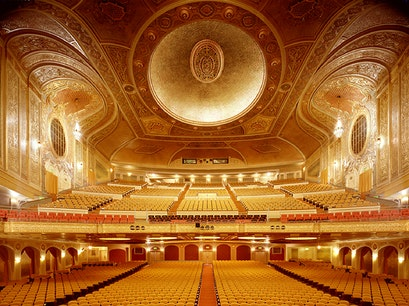 Paramount Theatre Seattle Washington United States