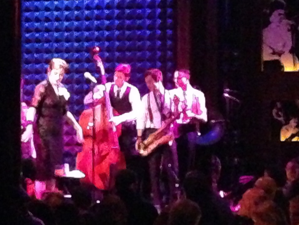 The Hot Sardines New York New York United States