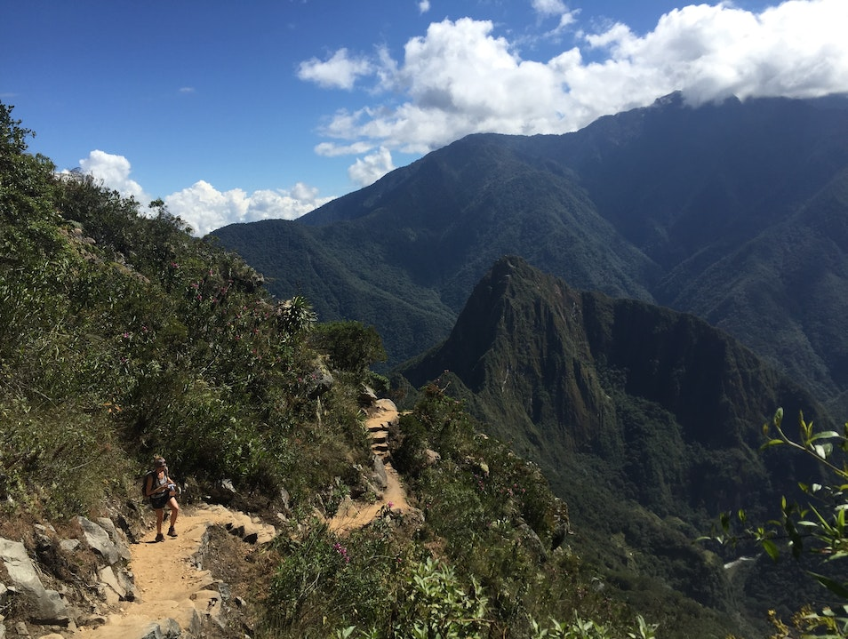 Climbing Machu Picchu Mountain: the most difficult hike I've ever done Urubamba  Peru